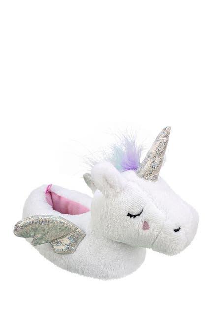 Image of SG Footwear Unicorn Plush Slipper