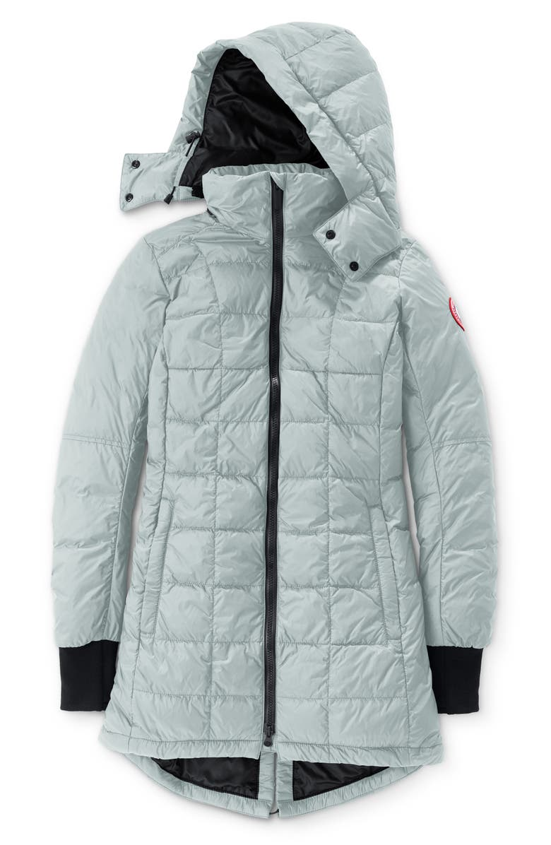 CANADA GOOSE Ellison Packable Down Jacket, Main, color, FOG