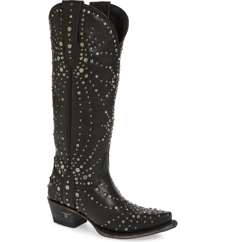 LANE BOOTS Sparks Fly Studded Western Boot Women