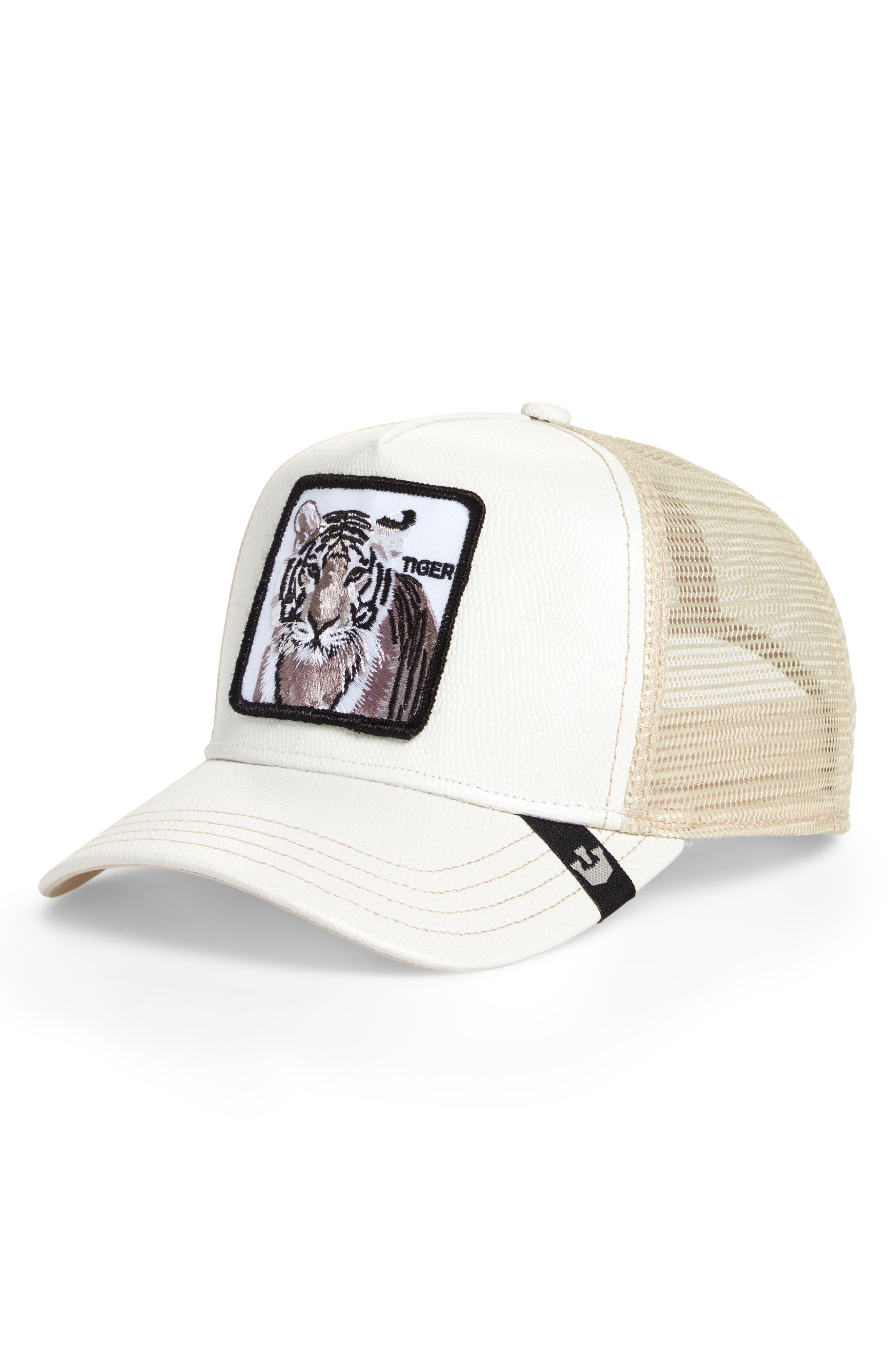 . Killer Tiger Trucker Hat