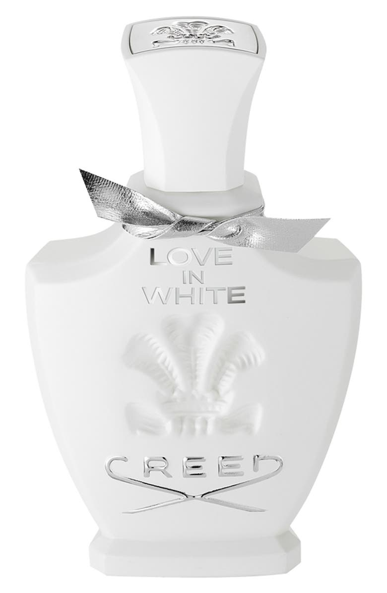 CREED 'Love In White' Fragrance, Main, color, NO COLOR