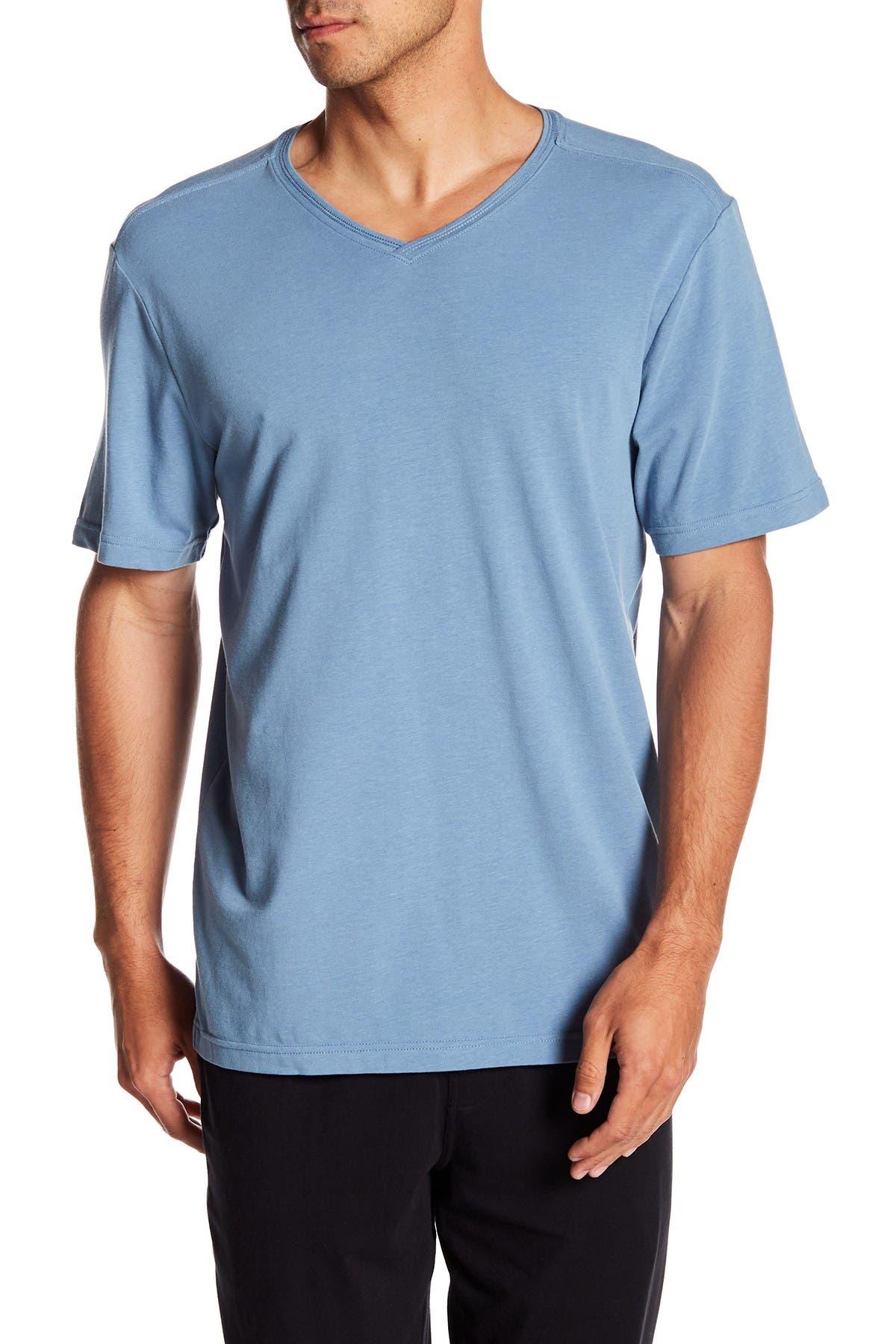 Image of Joe's Jeans Marine Layer V-Neck Lounge T-Shirt