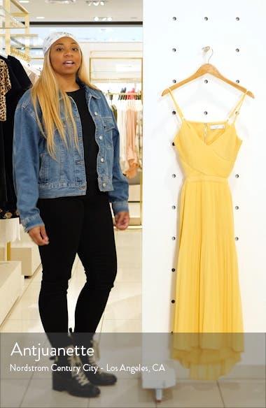 For the Gram Chiffon Midi Dress, sales video thumbnail
