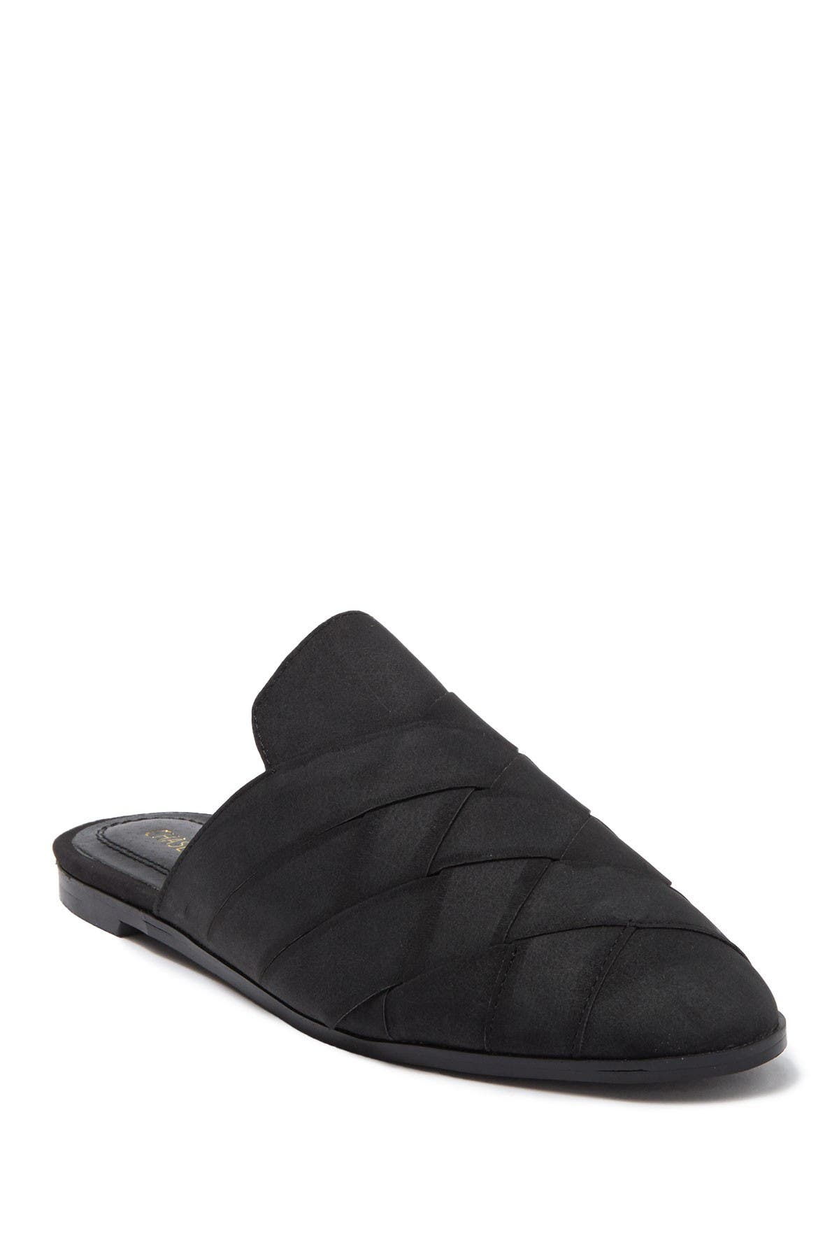 Image of Chase & Chloe Melvin Woven Mule Flat