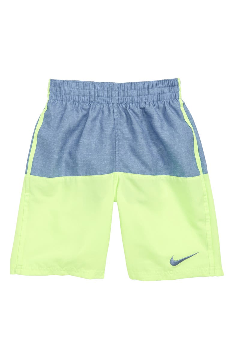 NIKE Split Volley Shorts, Main, color, 703