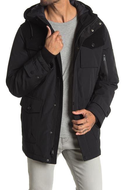 Image of PENDLETON Hamilton Wool Blend Jacket