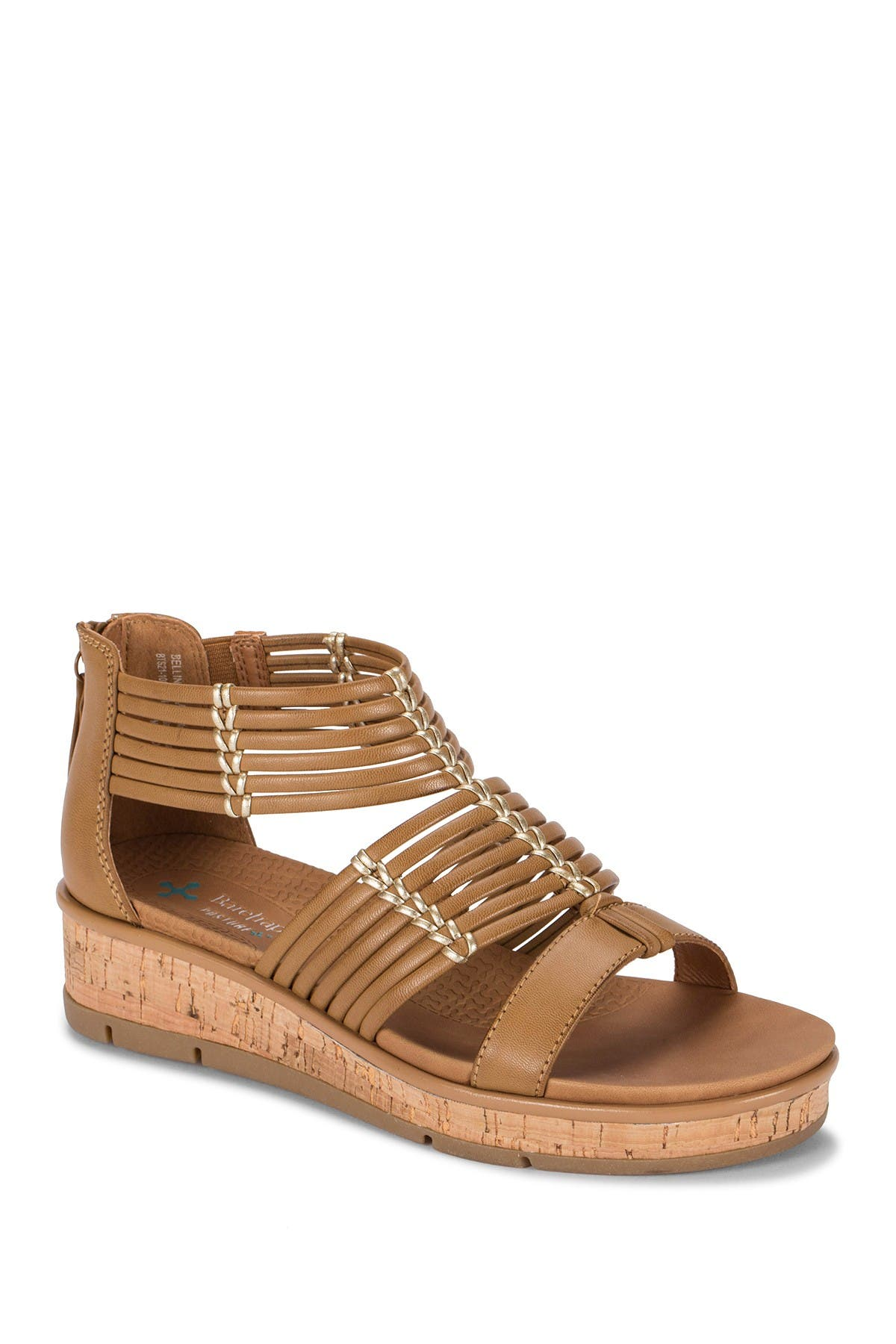 Baretraps BELLINI STRAPPY WEDGE SANDAL