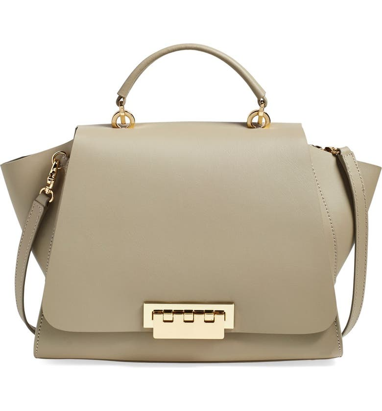 ZAC ZAC POSEN 'Eartha' Soft Top Handle Satchel, Main, color, 250