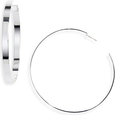 Jenny Bird Cober Hoop Earrings