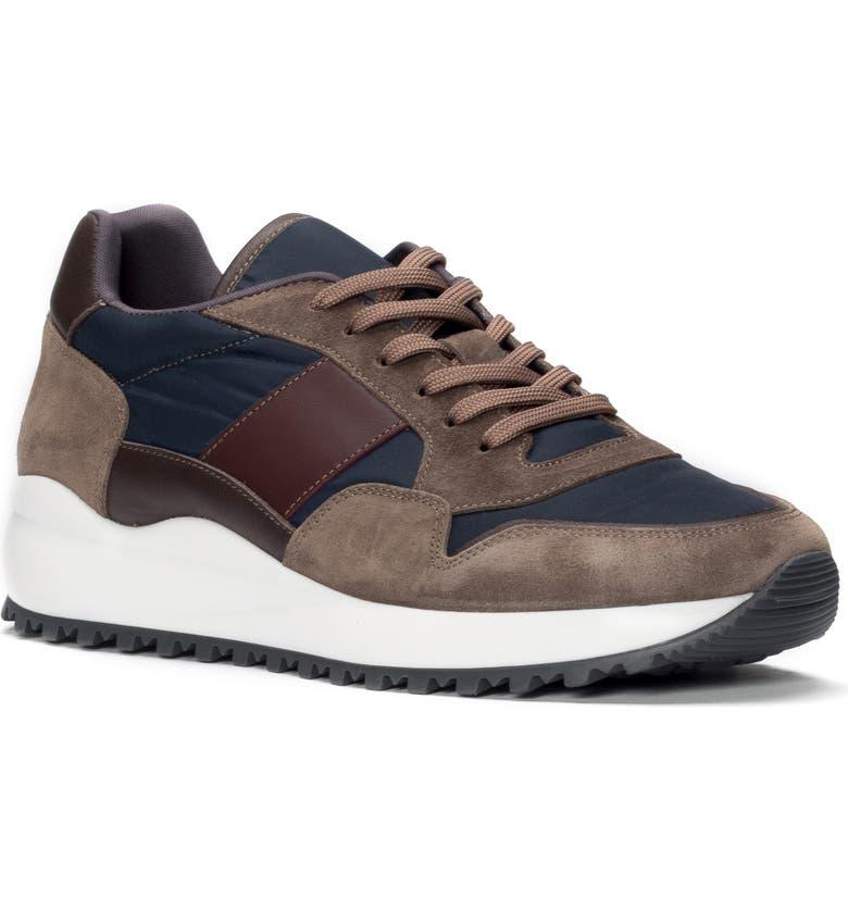 RODD & GUNN Le Bons Bay Sneaker, Main, color, THISTLE LEATHER