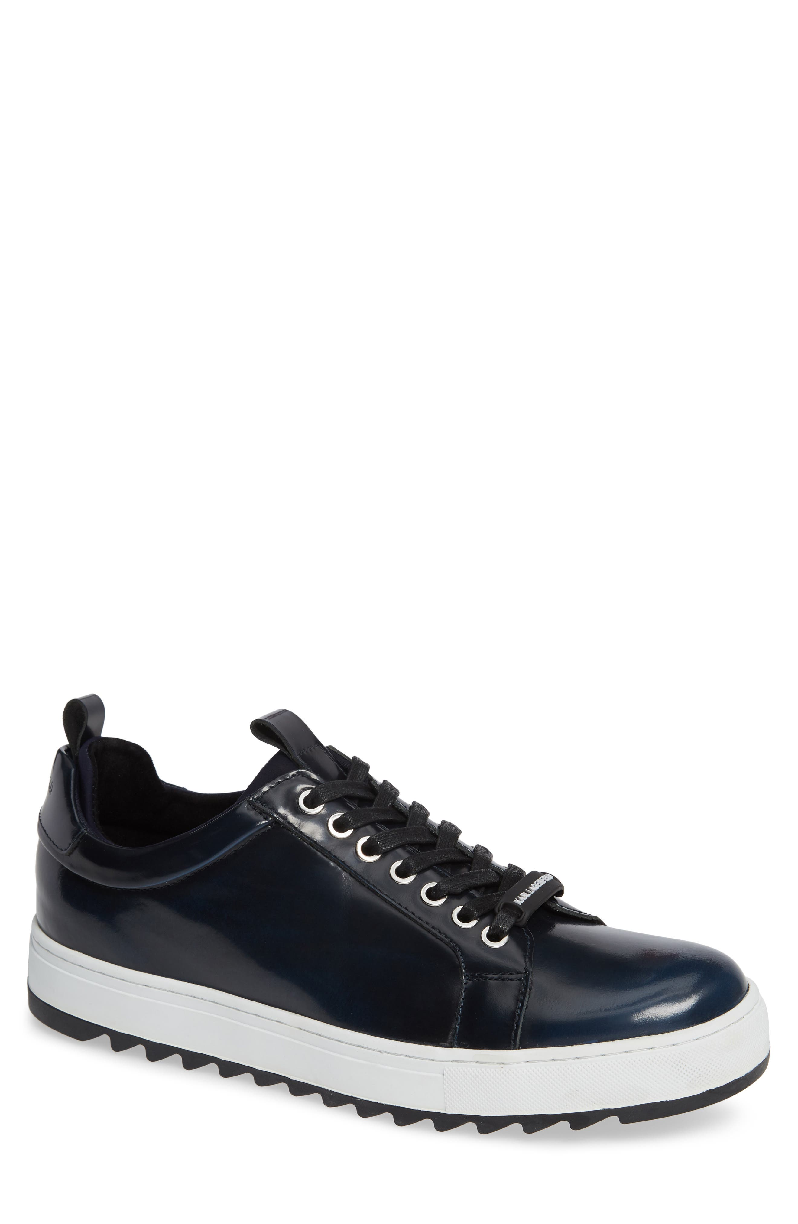 Image of Karl Lagerfeld Paris Paris Box Inner Sock Sneaker