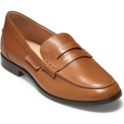 Cole Haan Mckenna Penny Loafer, Brown