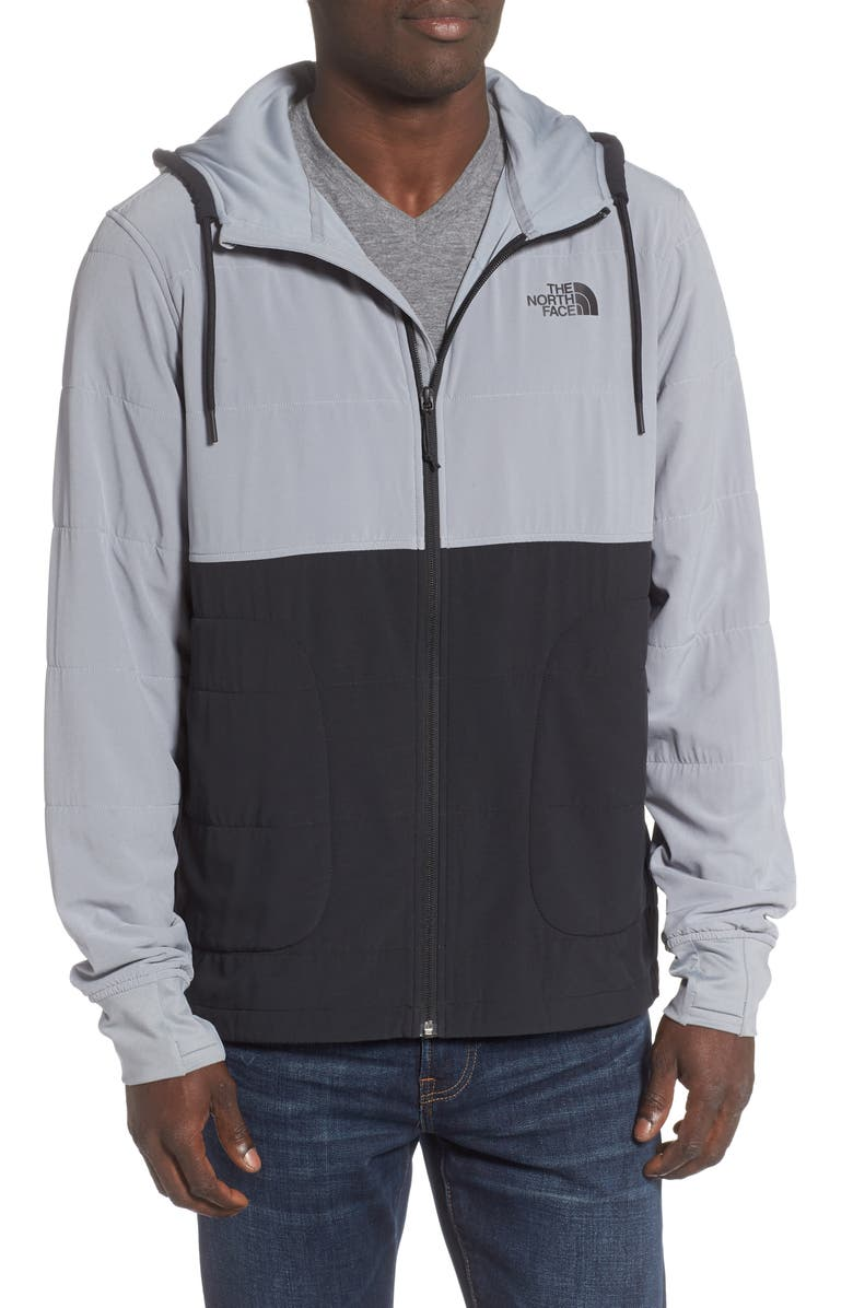 THE NORTH FACE Mountain Zip Hoodie, Main, color, 030