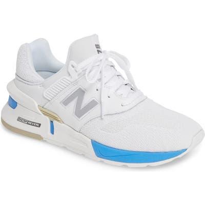 New Balance 997 Sport Sneaker, White