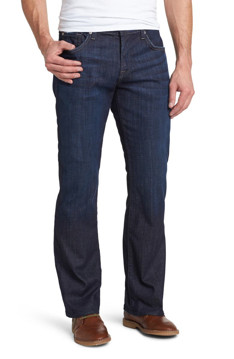7 FOR ALL MANKIND<SUP>®</SUP> Brett Bootcut Jeans, Main, color, LOS ANGELES
