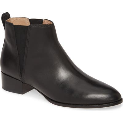 Madewell The Carina Bootie, Black