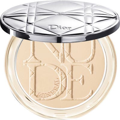 Dior Diorskin Mineral Nude Matte Perfecting Powder - 001 Fair