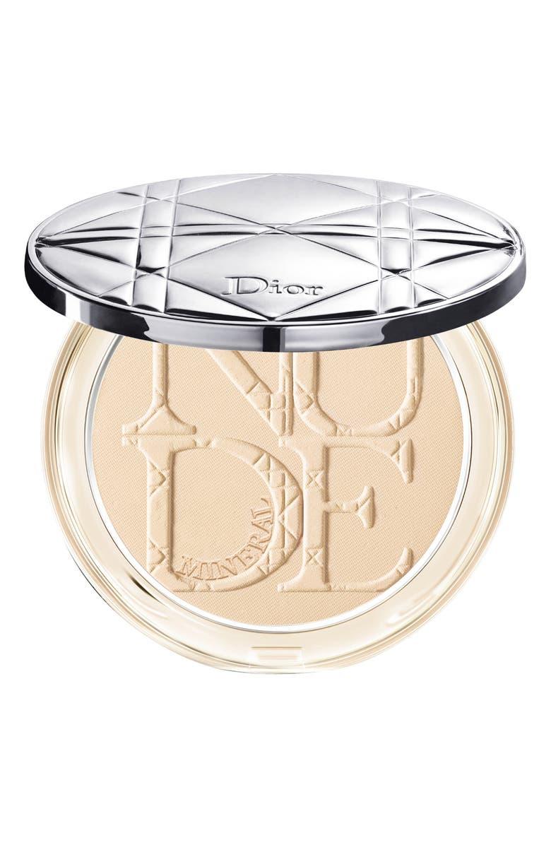 DIOR DiorSkin Mineral Nude Matte Perfecting Powder, Main, color, 001 FAIR