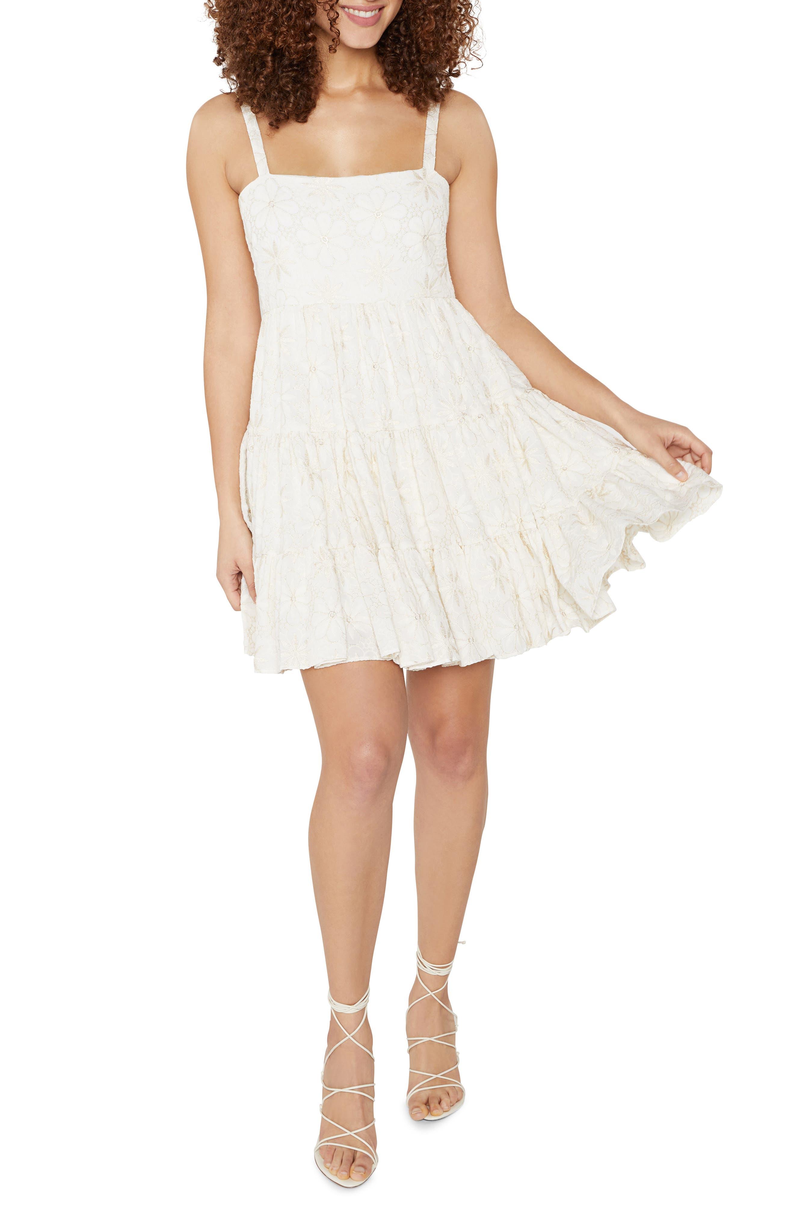 Mayella Fit & Flare Dress