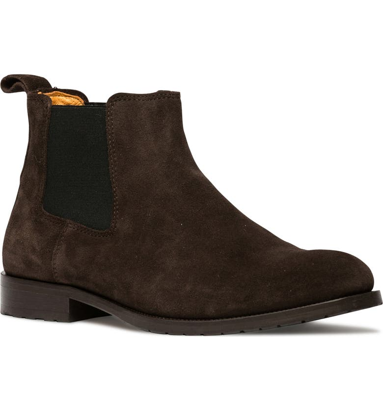 RODD & GUNN Westholme Chelsea Boot, Main, color, COCOA SUEDE