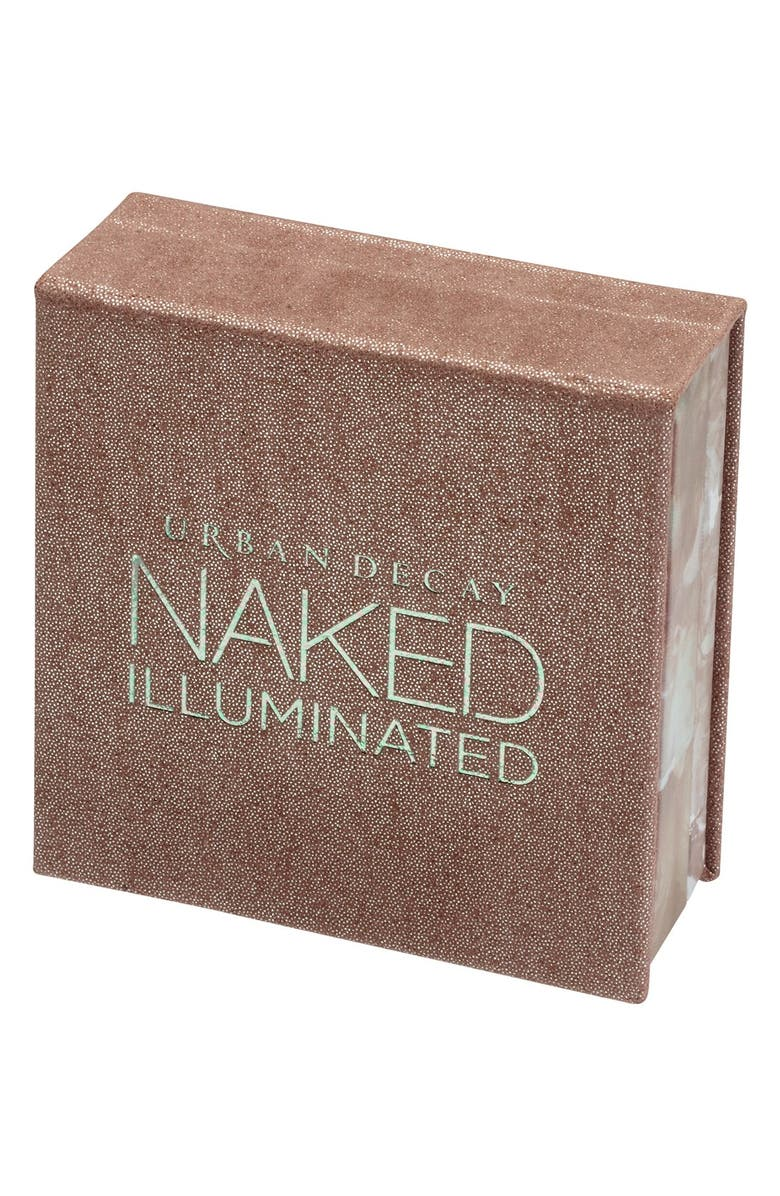 URBAN DECAY Naked Illuminated Shimmering Powder for Face & Body, Main, color, 250