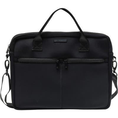 Mytagalongs Everleigh Laptop Bag - Black