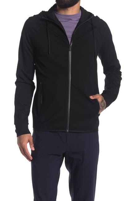 Image of Calvin Klein Long Sleeve Move Hoodie
