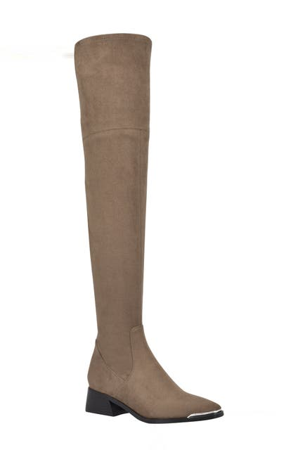 Image of Marc Fisher LTD Darwin Over the Knee Boot