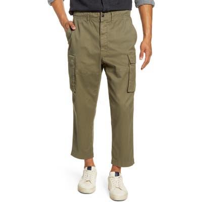 Alex Mill City Cargo Pants, Green