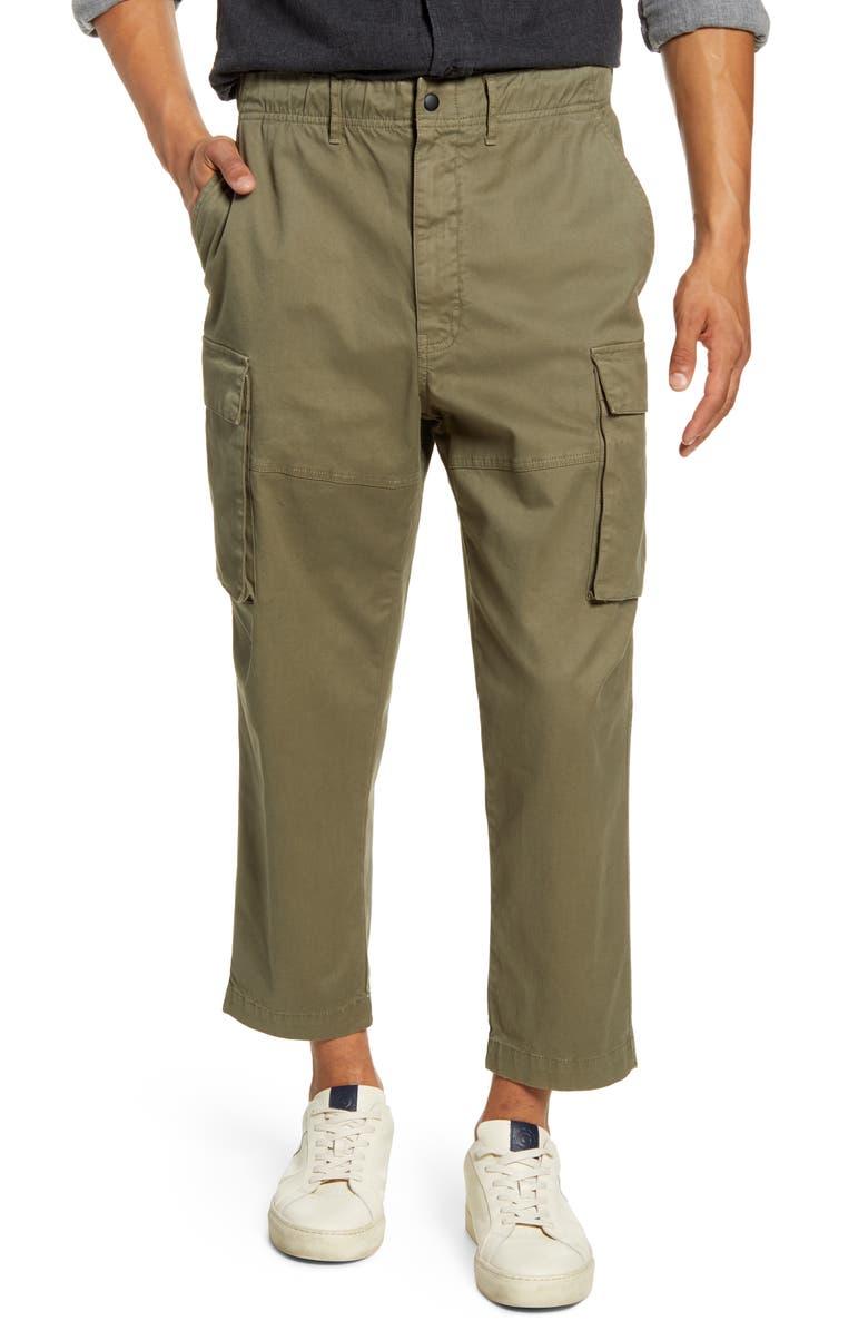 ALEX MILL City Cargo Pants, Main, color, OLIVE