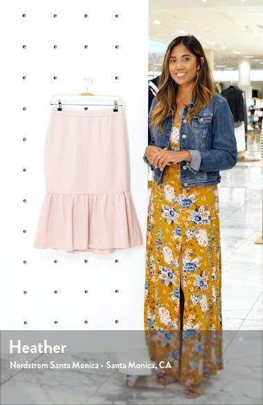 Herringbone Skirt, sales video thumbnail