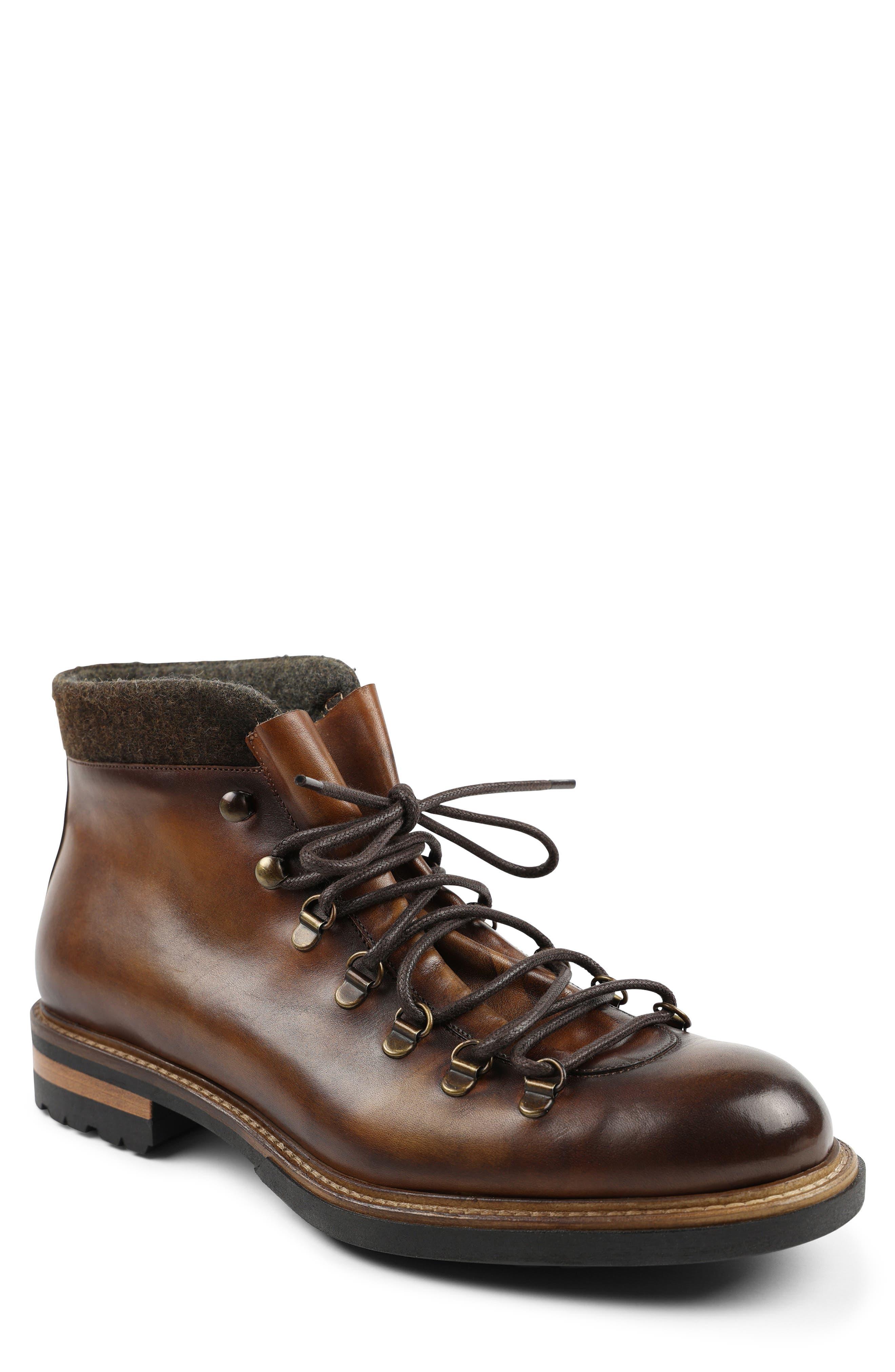 Andez Plain Toe Boot