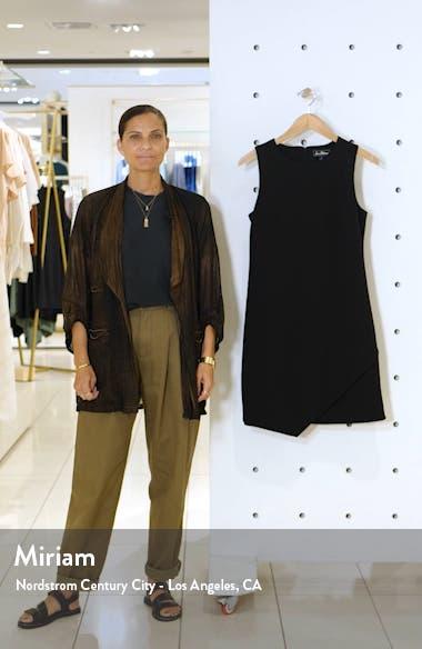 Asymmetrical Hem Sheath Dress, sales video thumbnail