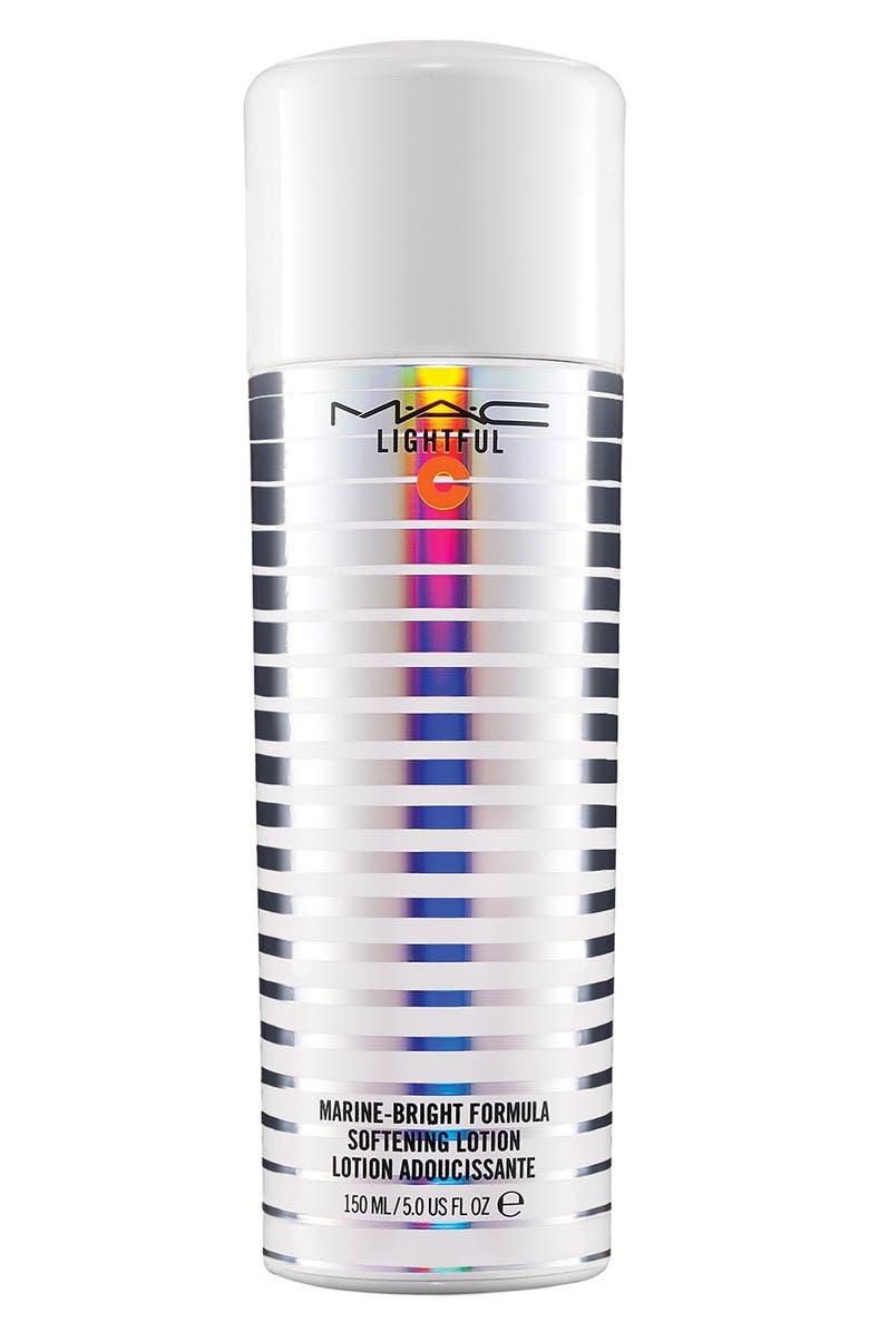 MAC COSMETICS MAC 'Lightful C' Marine-Bright Formula Softening Lotion, Main, color, 000