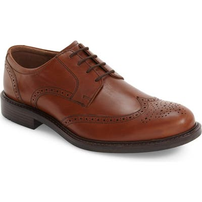 Johnston & Murphy Tabor Wingtip