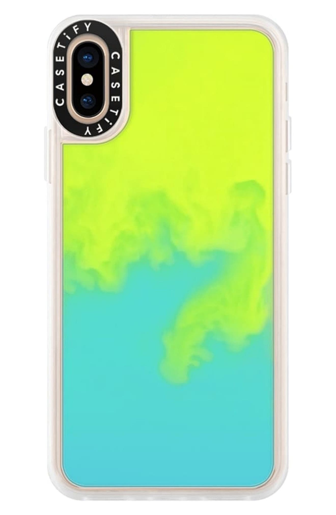 Neon Sand Iphone Xs/xr Case