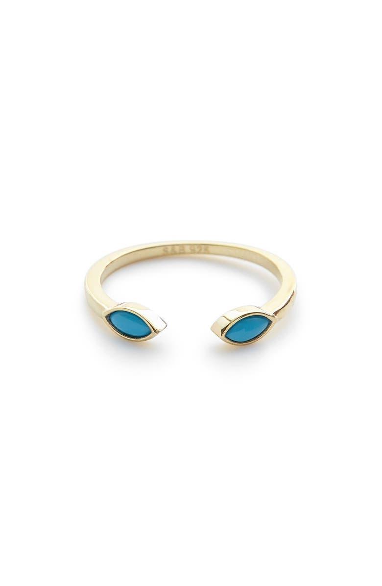 STELLA AND BOW El Coral Ring, Main, color, 710