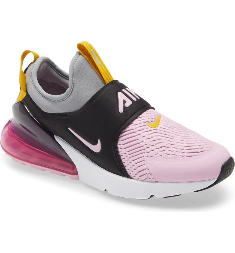 NIKE Air Max Extreme Sneaker, Main, color, PARTICLE GREY/ LIGHT PINK