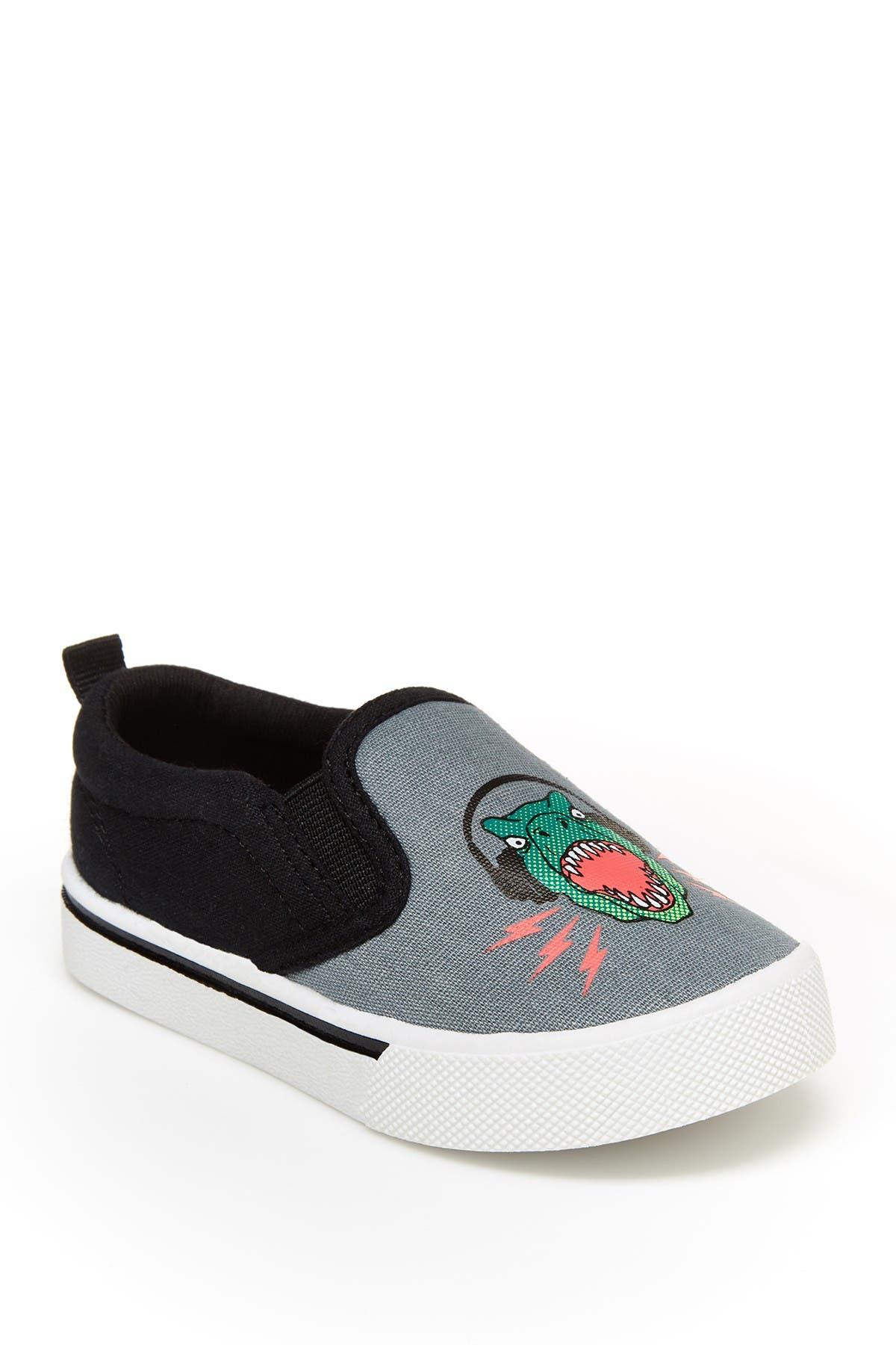 Image of OshKosh Austin Camo Slip-On Sneaker