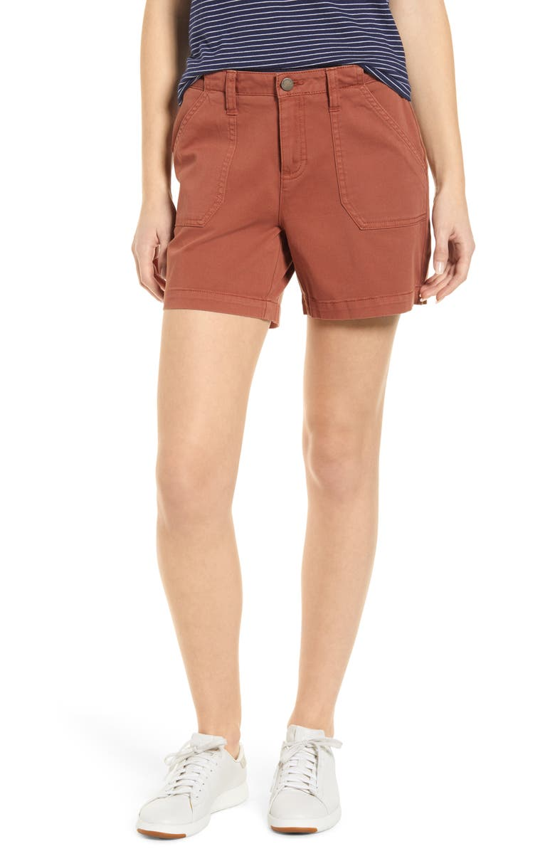 CASLON<SUP>®</SUP> Utility Shorts, Main, color, 201