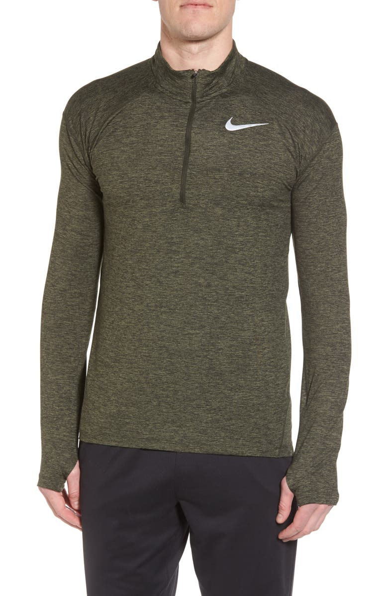 NIKE Dry Element Running Top, Main, color, 355
