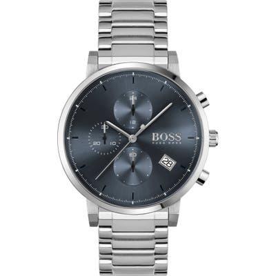 Boss Integrity Chronograph Bracelet Watch, 4m