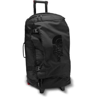 The North Face Rolling Thunder 30-Inch Wheeled Duffle Bag - Black