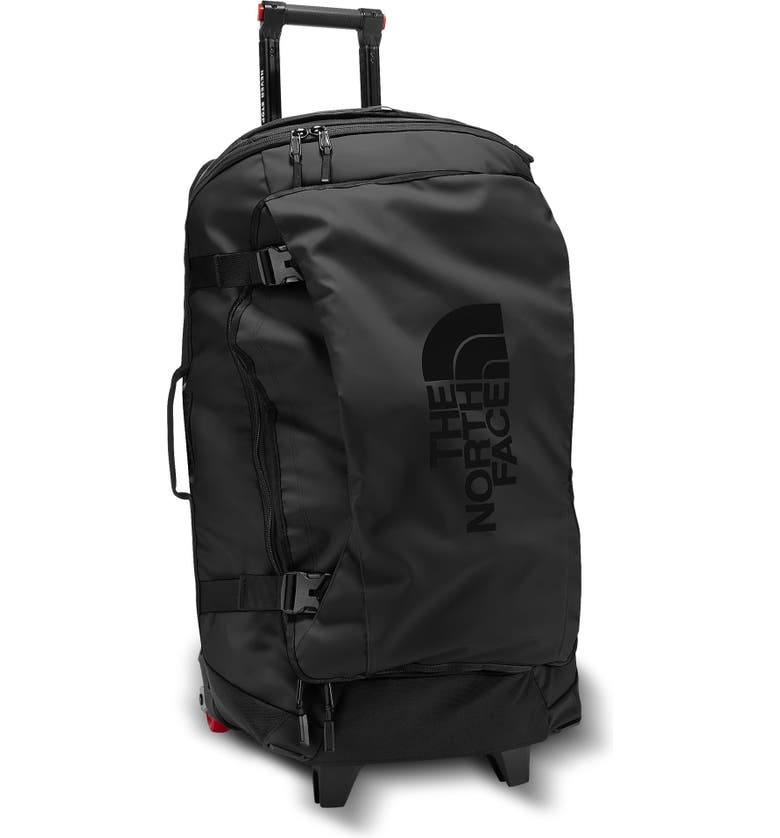 THE NORTH FACE Rolling Thunder Wheeled Duffel Bag, Main, color, 001