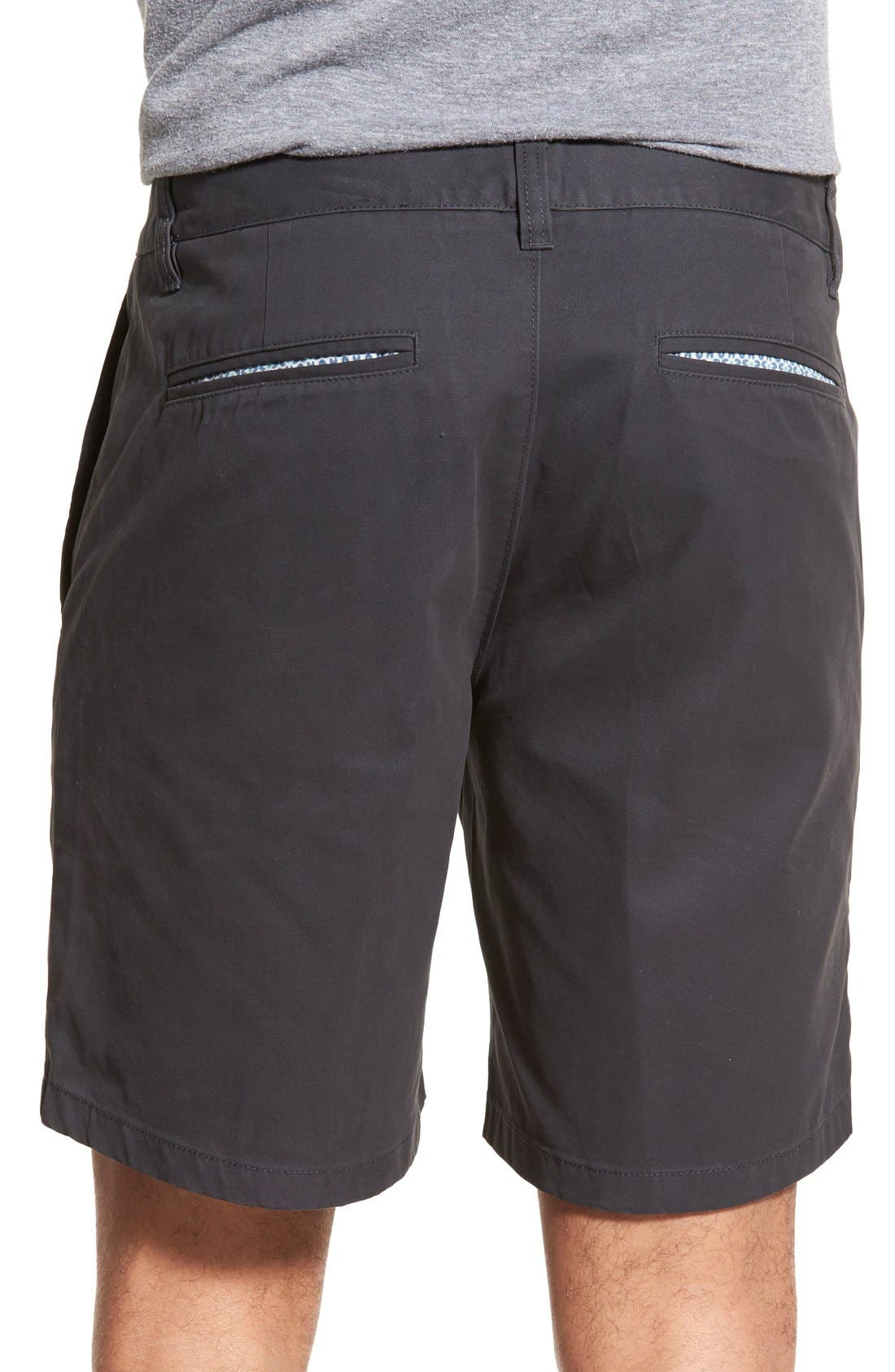,                             Washed Chino Shorts,                             Alternate thumbnail 8, color,                             002