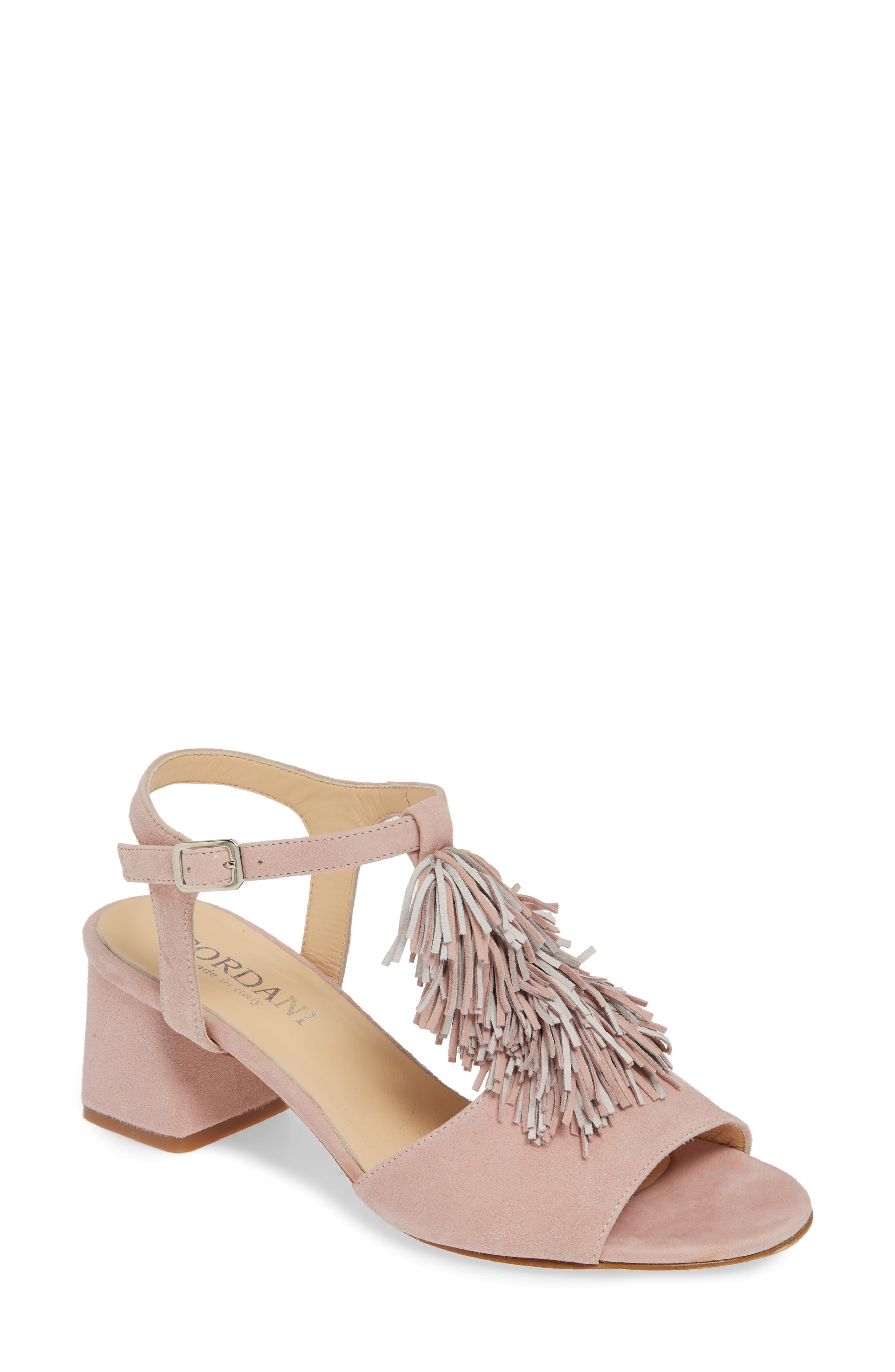 Cordani Nash Tassel Sandal - Beige