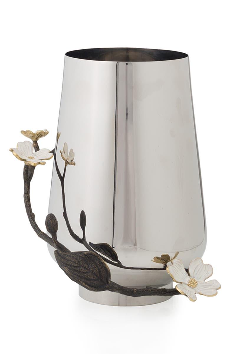 MICHAEL ARAM Dogwood Medium Vase, Main, color, 040