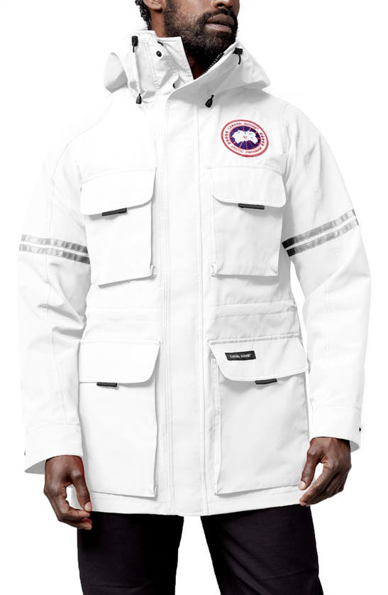 CANADA GOOSE Jackets SCIENCE RESEARCH WATER RESISTANT JACKET