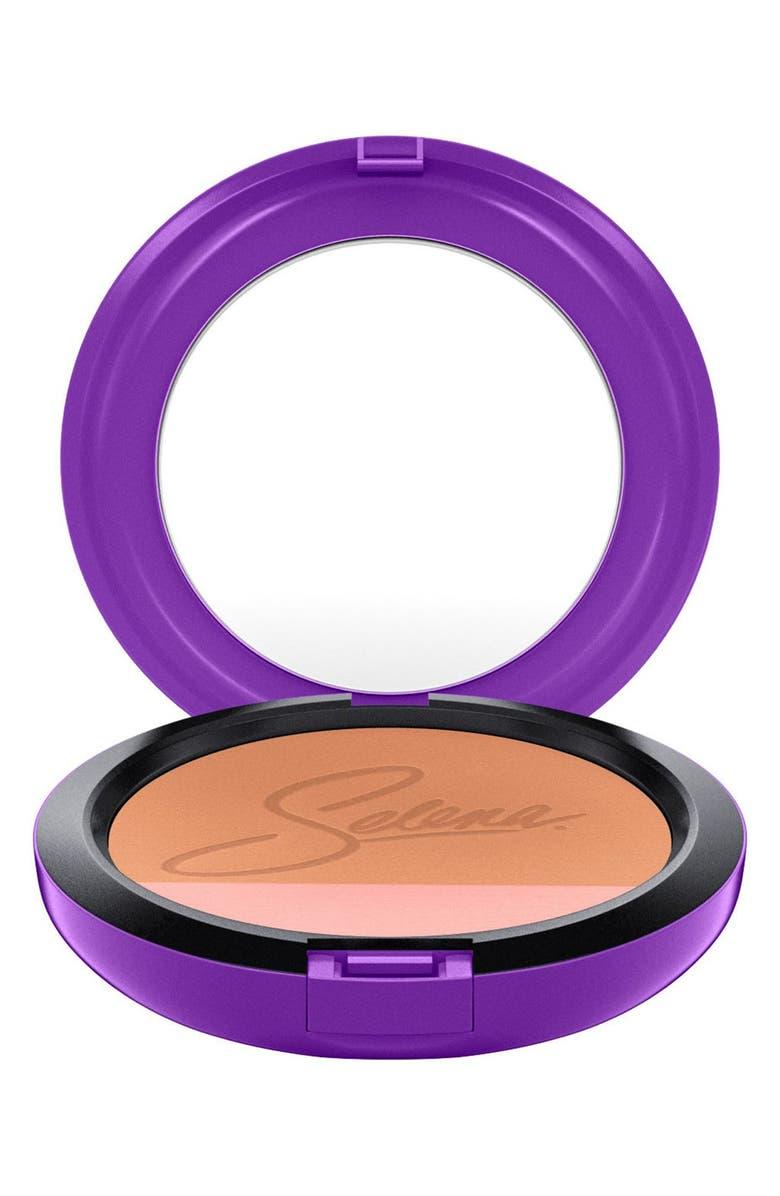 MAC COSMETICS MAC Selena Techno Cumbia Powder Blush Duo, Main, color, 200