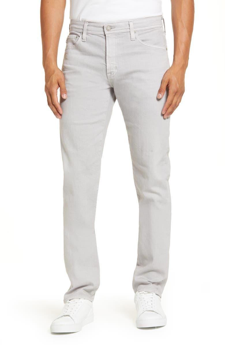 AG Everett Slim Straight Leg Jeans, Main, color, 020